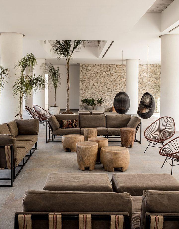 Organic Bohemian Style   Bedroom ideas   Interior design ...