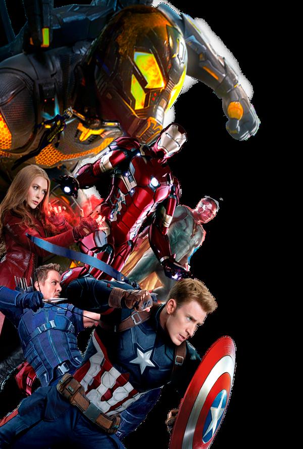 Captain America Birthday Background