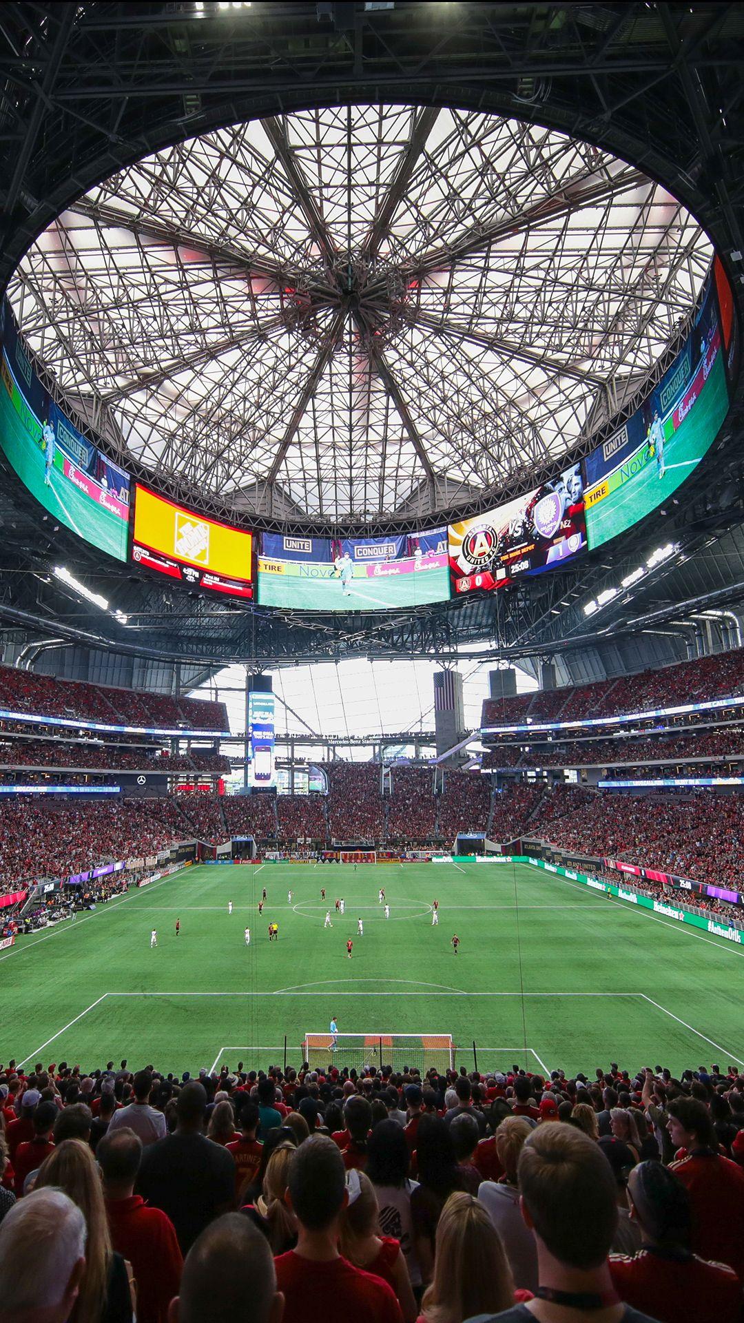 Stadium Architecture, Football