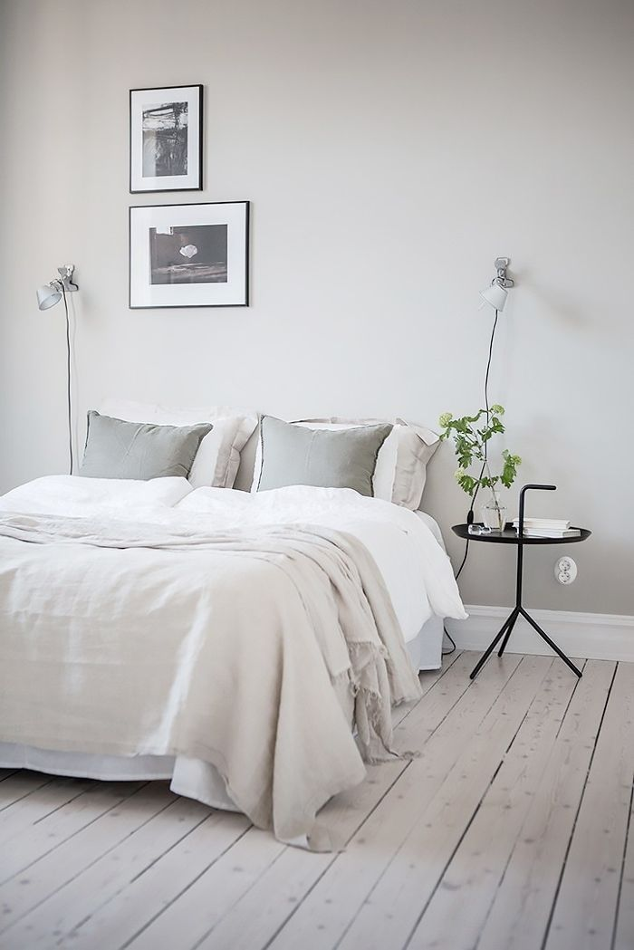 A Designer S Guide To The Prettiest Blue Paint Colors For Every Style Minimalist Bedroom Home