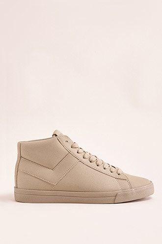 67977faad128 St. Sana Satin   Lace Platform Sneakers