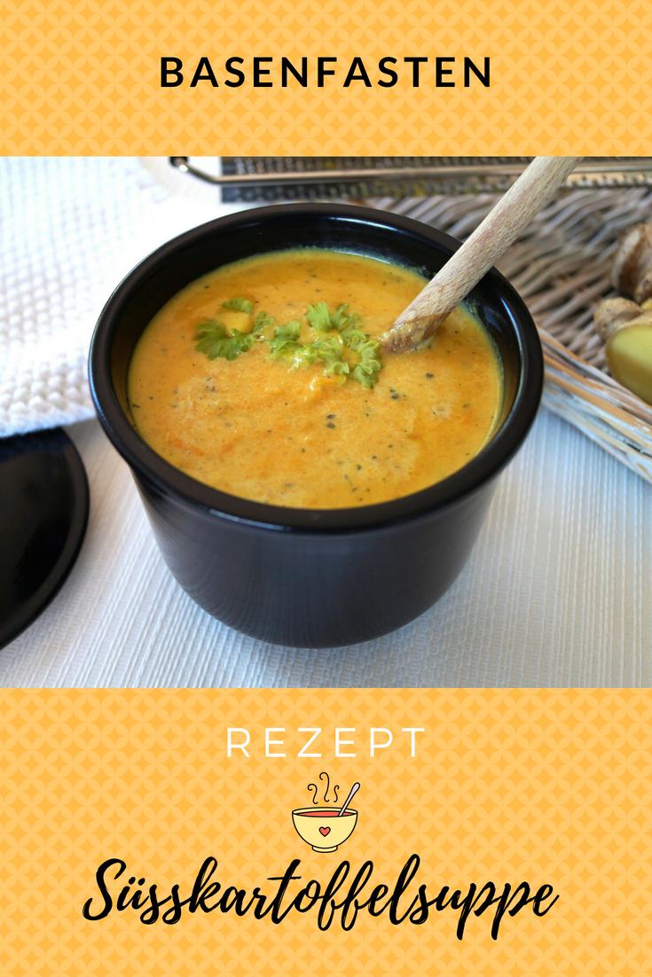 Basenfasten/Cremige basische Süßkartoffelsuppe Rezept ist nicht nur sondern auch mega lecker. Nach meinem habe ich mich mit der und viele ausprobiert. Eines meiner ist die leckere Etwas Süßkartoffel, Ingwer, Kurkuma, Zwiebeln und sogar Sahne kommt in die Suppe.