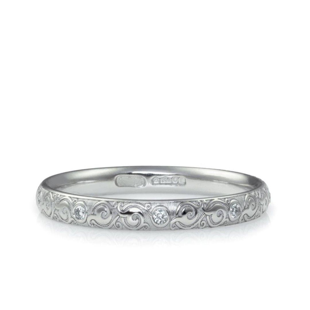 We Began Our Career As Jewellers Creating Handcrafted Jewellery Which Still Today Plays A Massiv In 2020 Platinum Wedding Band Etsy Wedding Rings Wedding Rings Unique