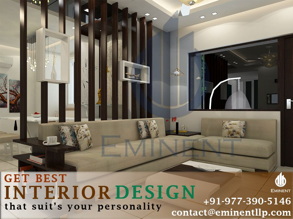You Spend A Lot Of Time In Your Living Room So It Not Only Needs To Look Great But It Interior Designers In Delhi Interior Design Interior Design Living Room