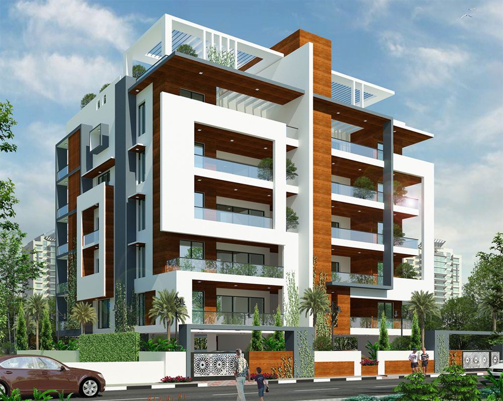 1000 798 for Apartment complex designs