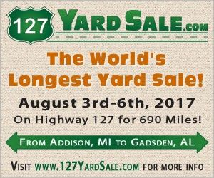 Melissa S Antiques 127 Yard Sale Snacks For The Road Longest