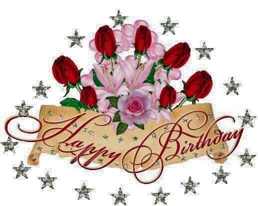 Pin by MomBHM on **Happy Birthday** | Image anniversaire