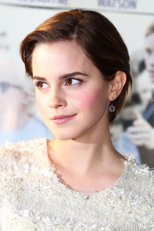Emma Watson Frisuren Kurzhaarschnitte Haarschnitt Kurz
