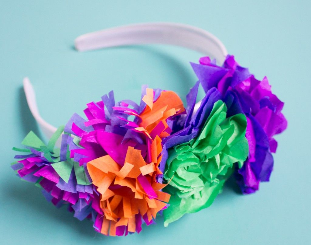 Delighted How To Make A Mexican Paper Flower Gallery Images For