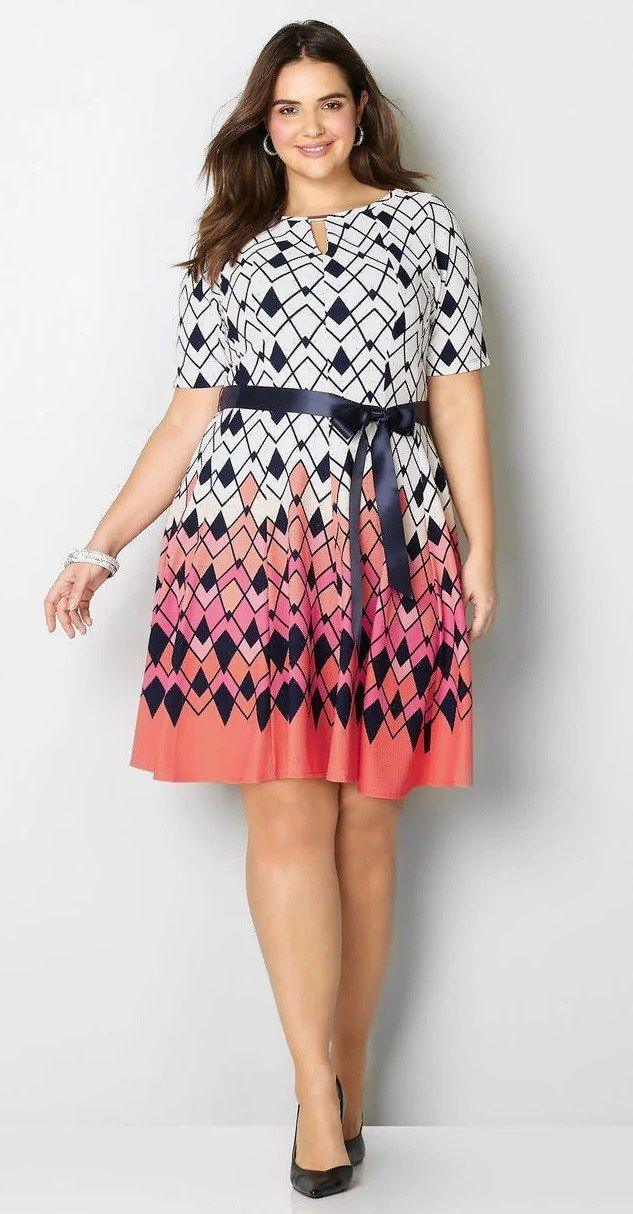 40 Plus Size Spring Wedding Guest Dresses With Sleeves