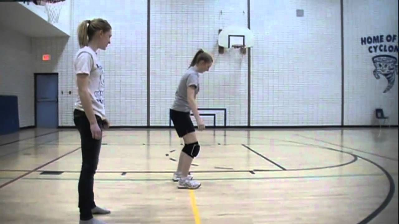 Youtube Volleyball Training Coaching Volleyball Women Volleyball