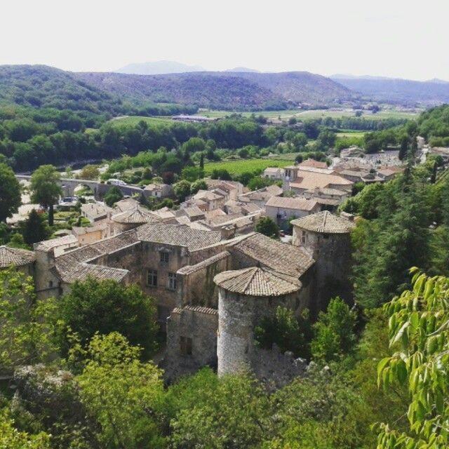 Vogüe, Ardèche