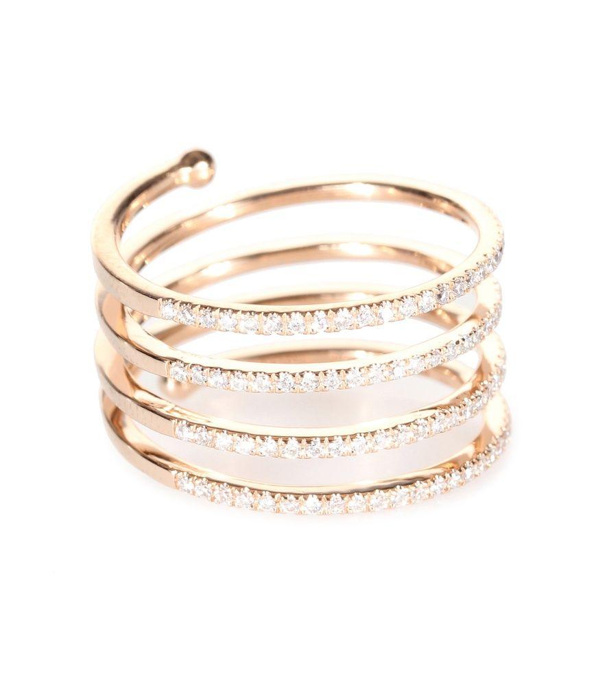 nice Ring Vertigo Aus 18kt Roségold Mit Weißen Diamanten http://portal-deluxe.com/produkt/ring-vertigo-aus-18kt-rosegold-mit-weissen-diamanten/  2520.00 Check more at http://portal-deluxe.com/produkt/ring-vertigo-aus-18kt-rosegold-mit-weissen-diamanten/
