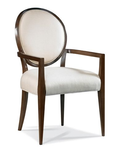 Hickory White 531 63 55 Arm Chair With Images Dining Room
