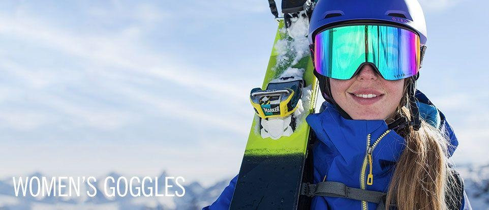 4b9c3f41a8ef Women s Ski   Snowboard Goggles by Giro
