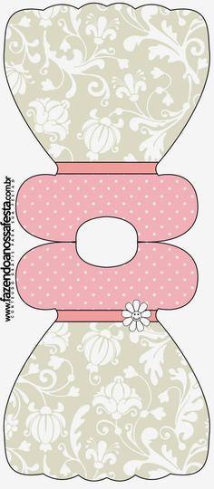 box BABY DRESS templates free printable - Cerca con Google baby - Free Baby Invitation Templates