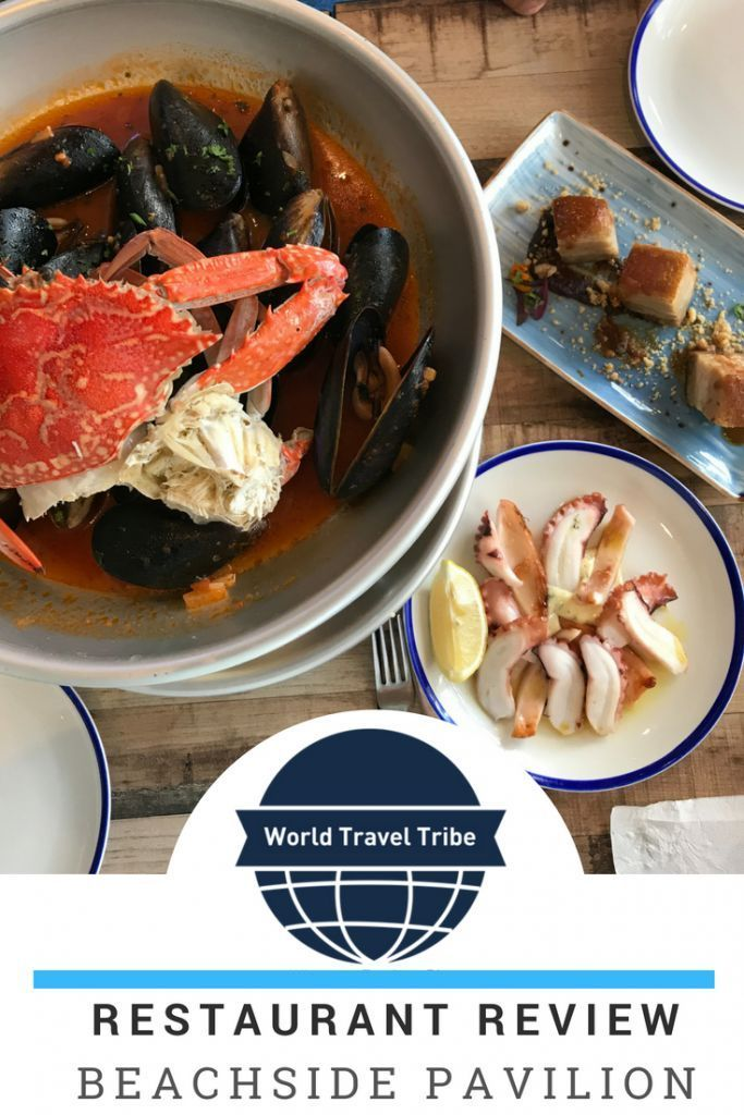 Restaurant Review - Beachside Pavilion Broadbeach If you want to eat good seafood on the Gold Coast this restaurant is a 'must visit'