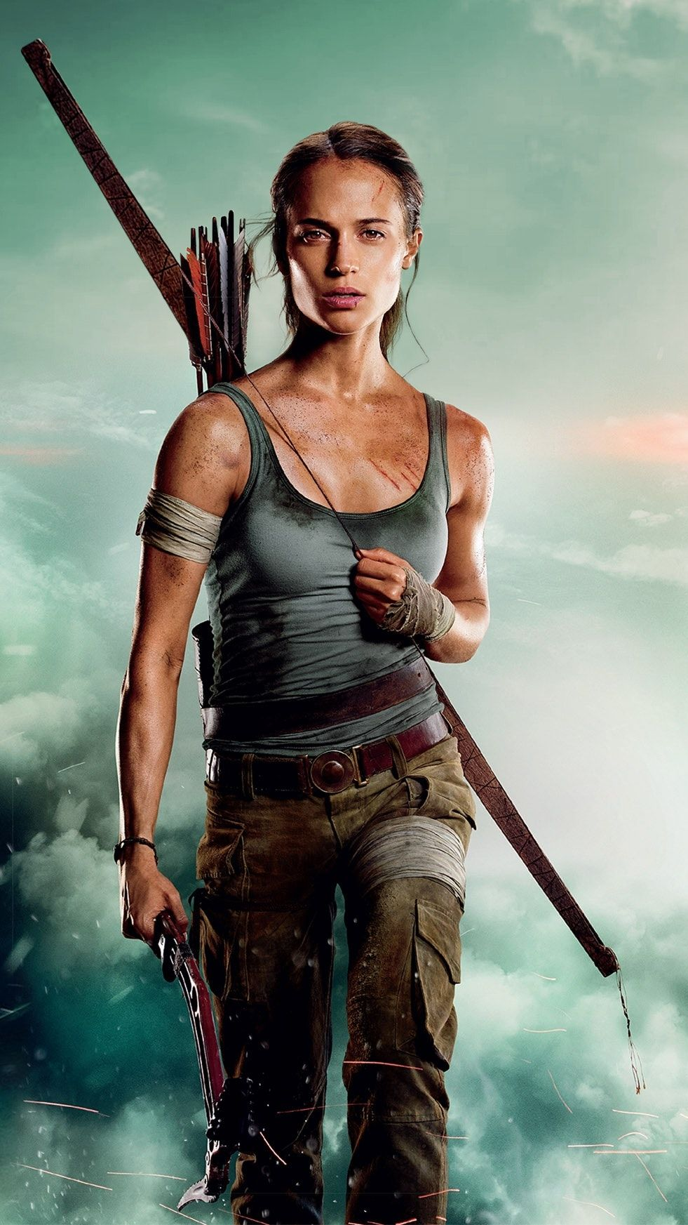 lara croft tomb raider movie