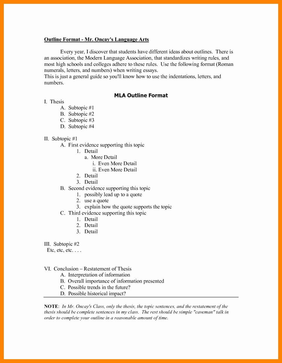 Mla 5 Paragraph Essay Format Elegant 54 Mla 5 Paragraph Essay Format How To Write Essay Outline Format Essay Format Essay Outline