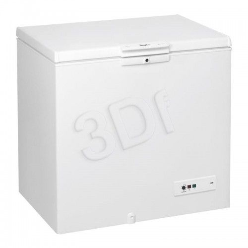 Whirlpool WHM 2511 chest freezer (1000mm / 916mm / 6 …