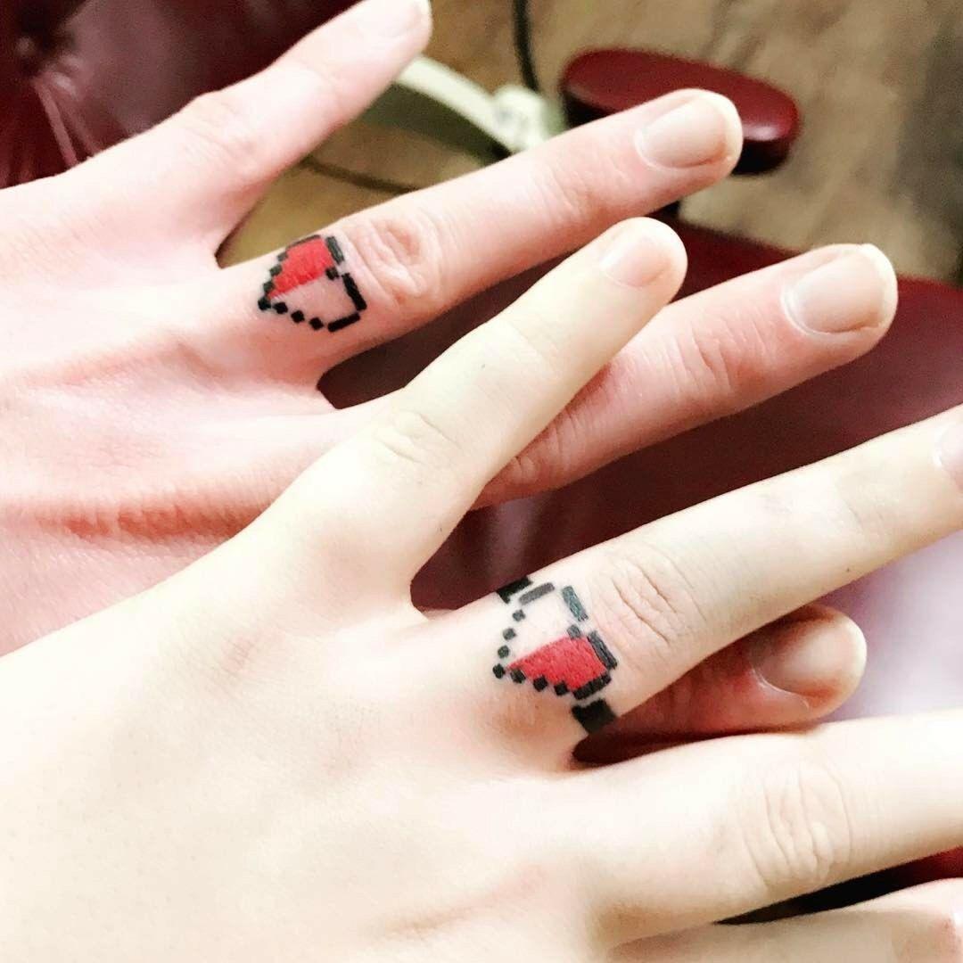 zelda wedding ring finger tattoos tattoo ideas. Black Bedroom Furniture Sets. Home Design Ideas