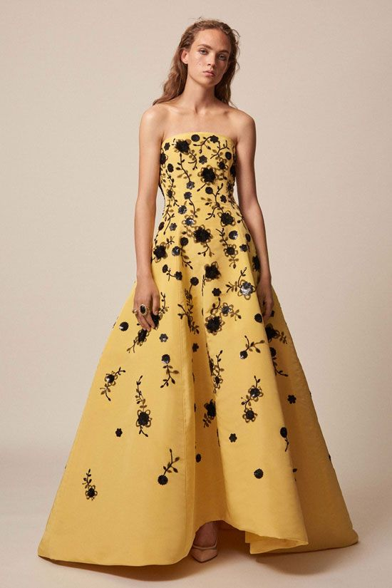 17 Most Beautiful Evening Gowns from Resort 2017 | Resorts, Gowns ...