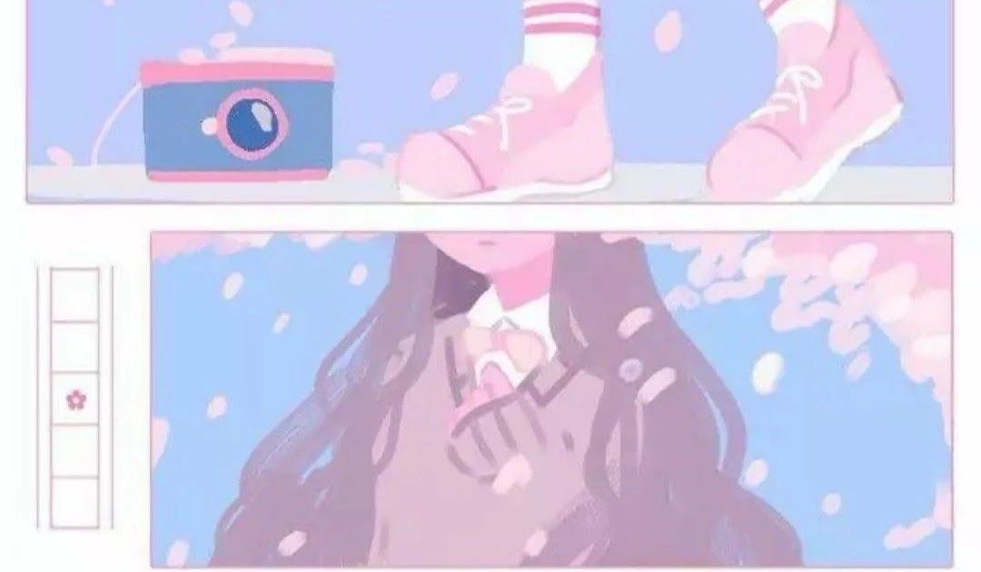 14 Wallpaper Pink Anime Aesthetic Pin By Roses Are Red On Just Be Ing Creative Cute Art Download Pin Cool Anime Wallpapers Kawaii Wallpaper Cute Food Art