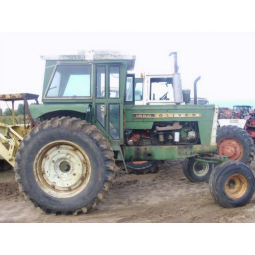 Pin by All States Ag Parts on Oliver Ag Equipment | Old ... Oliver Tractor Wiring Harness on