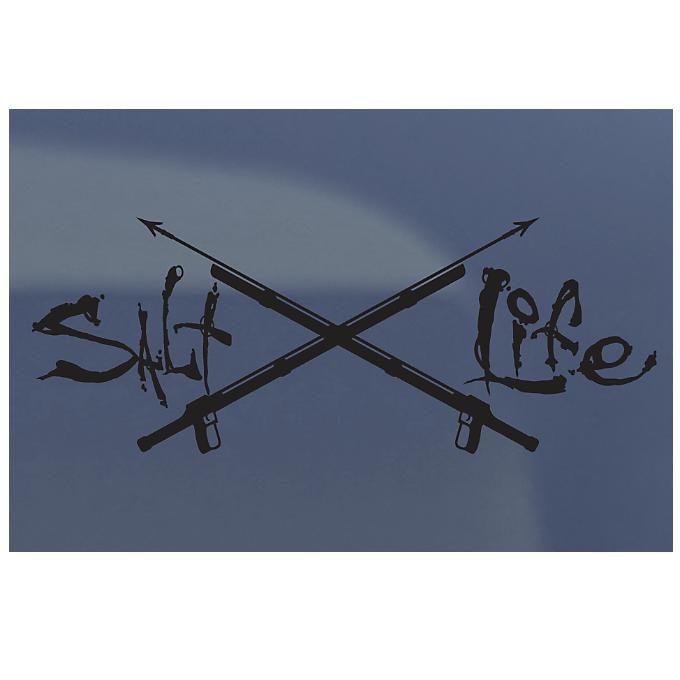 Signature & Guns Decal