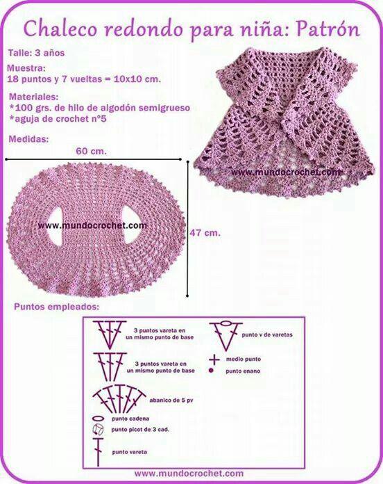 Pin de Belen Caceres en crochet | Pinterest