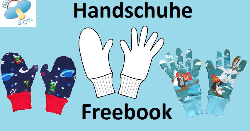 Im Winter kommt man nicht um sie herum : Handschuhe! In diesem ...