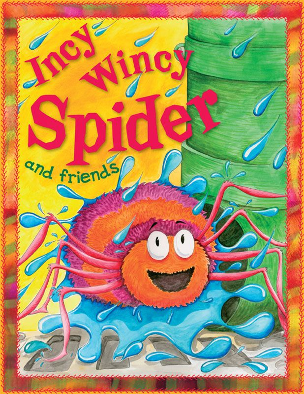 Image Result For Crafts To Make For Inchy Winchy Spider
