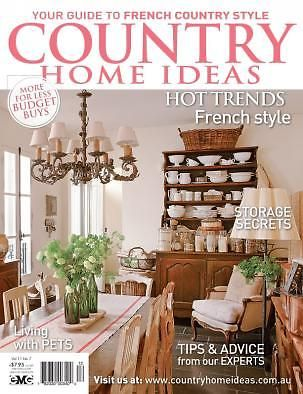 Vol 11: No 7 | Country Home Ideas | The Country Lifestyle Magazine