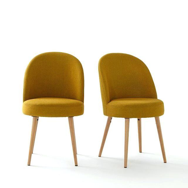 chaise tissu salle a manger meuble