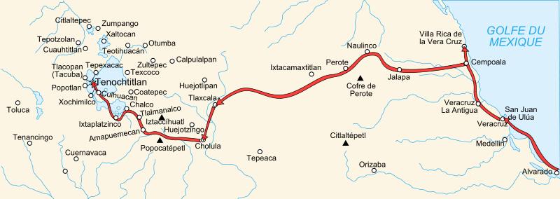 christopher columbus hernan cortes and bernal diaz Timeline of hernan cortes' conquest of the aztecs share  christopher columbus,  including bernal diaz del castillo and pedro de alvarado,.