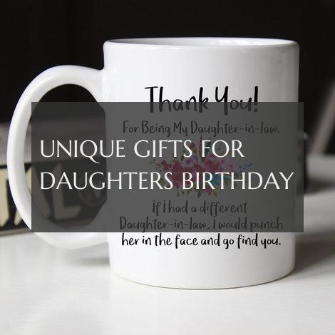 unique gifts for daughters birthday