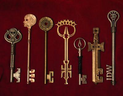29 Locke And Key Ideas Key Antique Logo Hammer Logo
