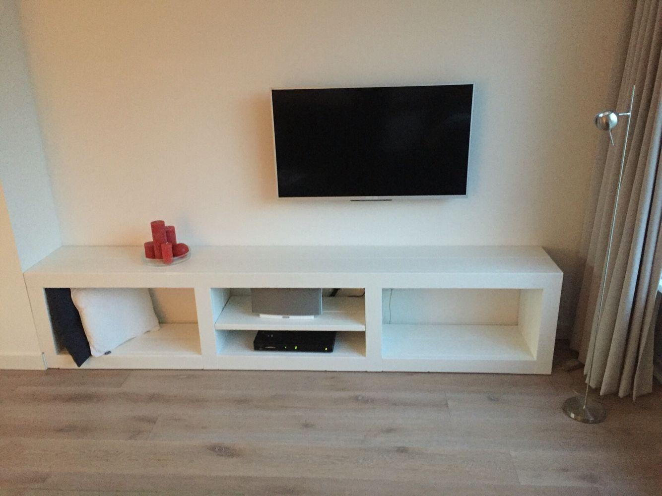 101 Woonideeen Tv Meubel.Tv Meubel Wood By Studio Fien Furniture Studio Fien Label Shop Www