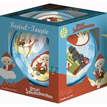 "Bolz - Brummkreisel Sandmännchen 19 cm - Simm Marketing GmbH - Babies""R""Us"