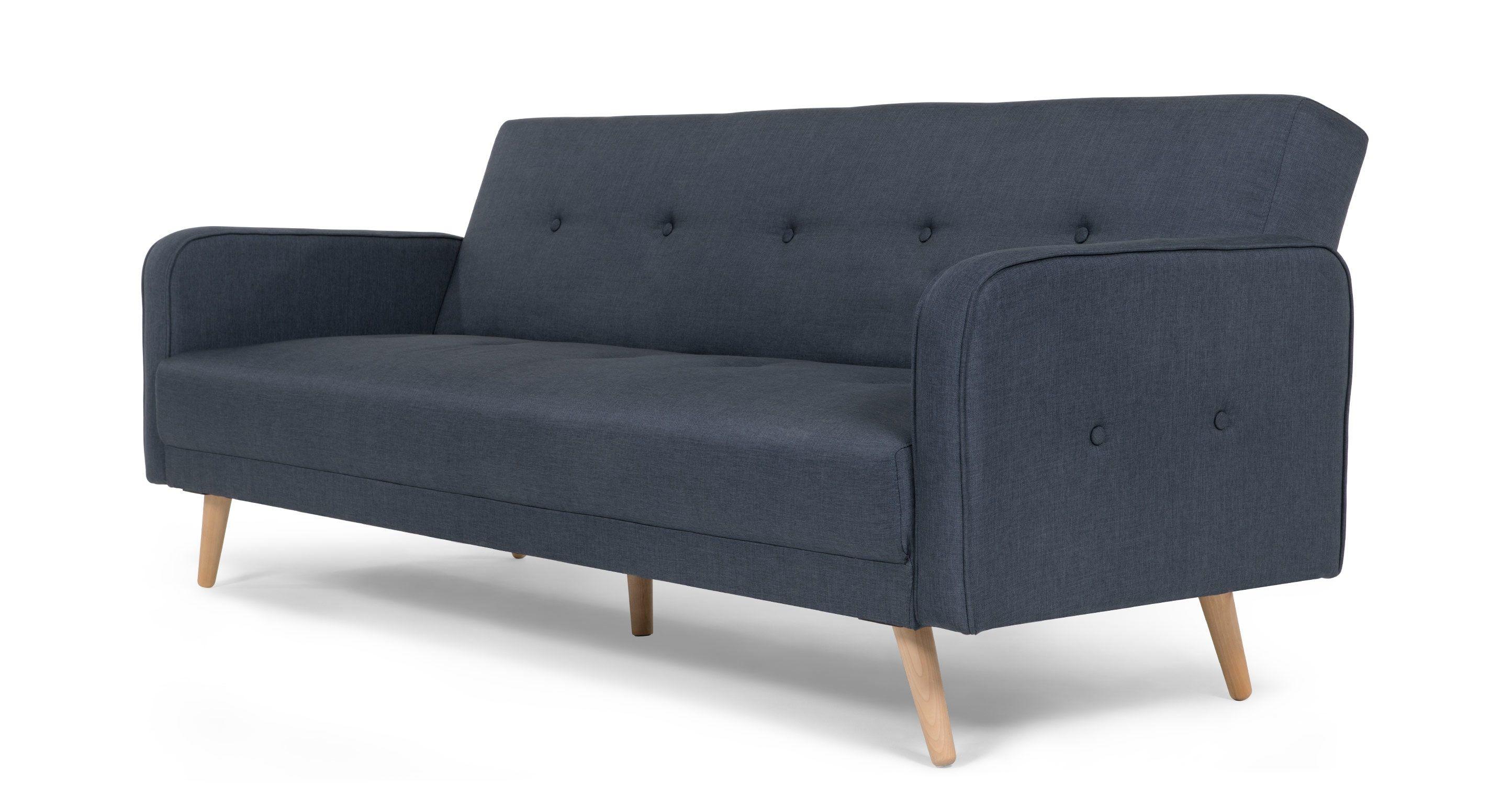 Chou Schlafsofa Quarzblau Sofa Bed For Small Spaces Modern
