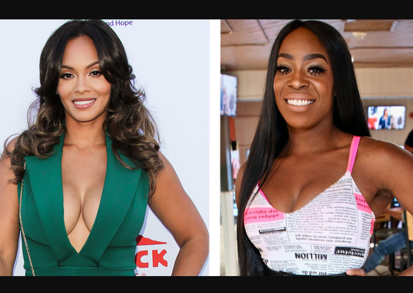 Evelyn Lozada Sues Basketball Wives Co Star Ogom Og Chijindu For Defamation For Calling Her A Racist Bigot Evelyn Lozada Defamation Lawsuit Basketball Wives
