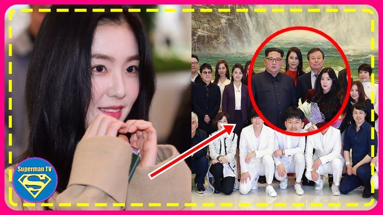 Red Velvet S Irene Responds To Rumors About Kim Jong Un Being Her Fan Red Velvet Irene Red Velvet Velvet