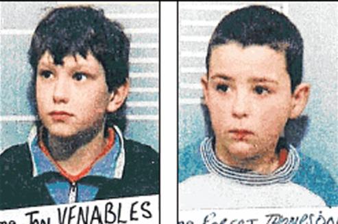 Jon Venables and Robert Thompson were ten years old when