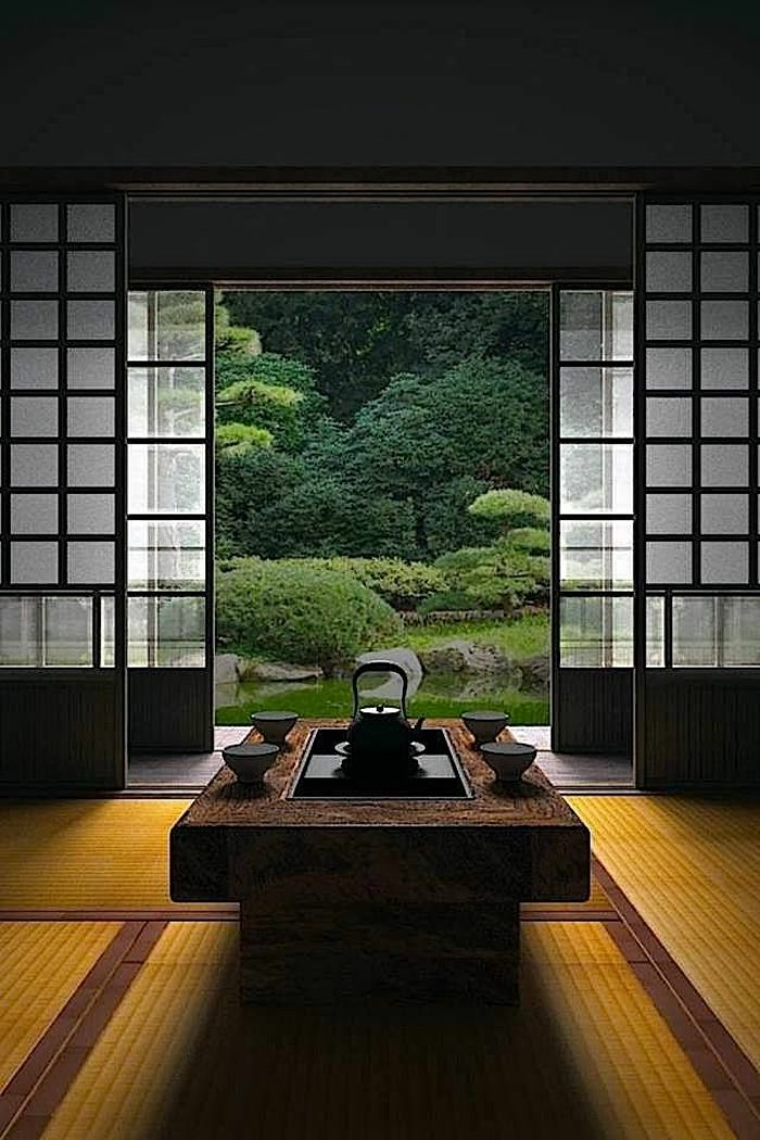 La Decoration Japonaise Et L Interieur Japonais En 50 Photos