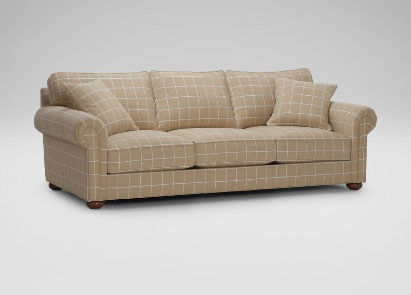 Richmond Sofa 97wx35hx46d Ethan Allen