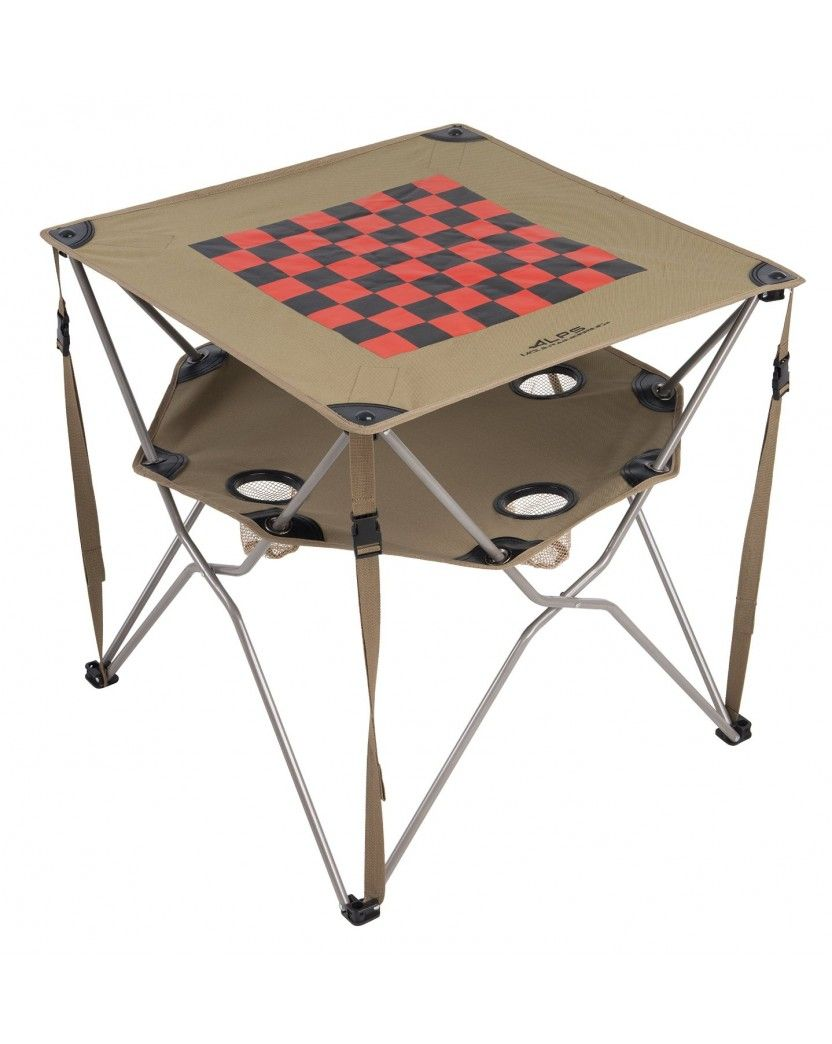 Table Alps Mountaineering Eclipse Portable Chess Table Gift To