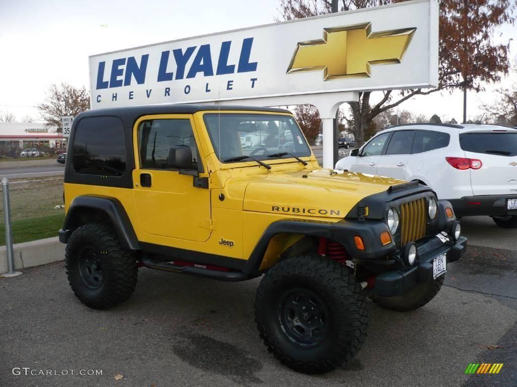 Solar Yellow 2004 Jeep Wrangler X 4x4 With Dark Slate Gray Interior 2004 Jeep Wrangler Jeep Wrangler Jeep