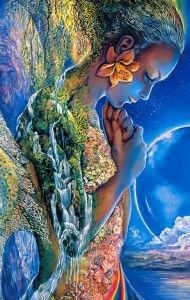 My next idea to be completed mother of earth gaia Goddess of nature greek