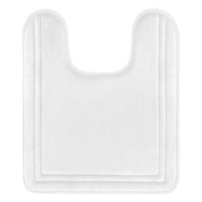Smart Dry Memory Foam Contour Bath Mat Memory Foam Bath Mat