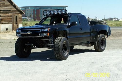 This Is Going To Be A Fun Thing To Build I Can T Wait I Till My Explorer Looks Like This Trophy Truck Chevy Baja Truck